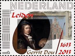 postzegel_Gerrit_Dou