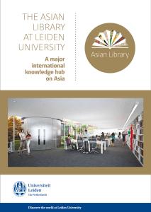 cover folder Asian Library